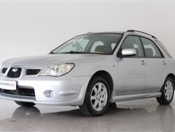 SUBARU IMPREZA 1.5R 16V cat Sport Wagon AT - Impianto GPL