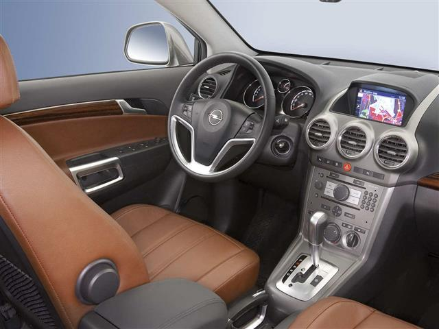 Opel Antara: progetto GM condiviso