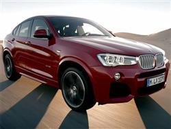 BMW X4: la prima Sports Activity Coupè