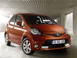 Toyota Aygo: Model Year 2012