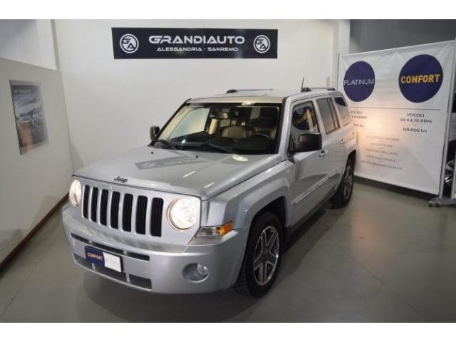 JEEP PATRIOT 2 0 DIESEL 140 CV TRAZIONE INTEGRALE