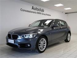 BMW SERIE 1 d 5p. Sport