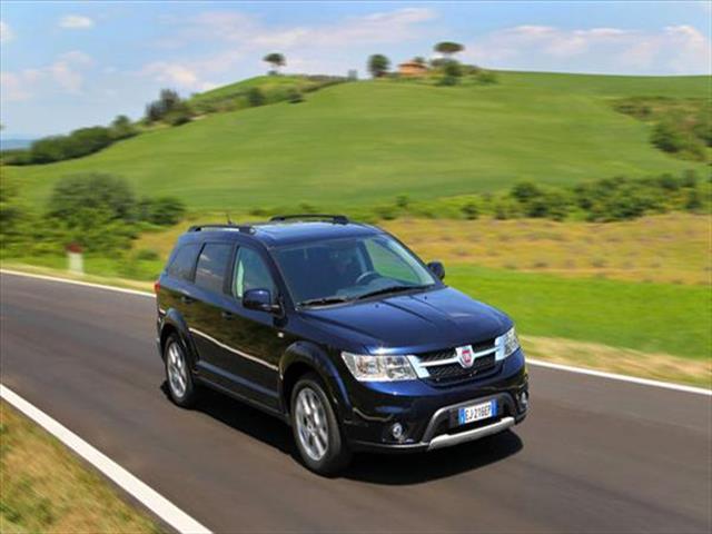 Fiat Freemont: Italia a stelle e strisce