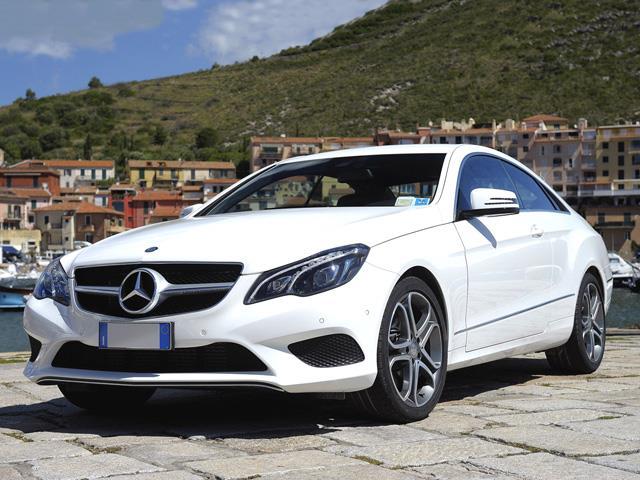 Mercedes Classe E: l'ultimo restyling di classe