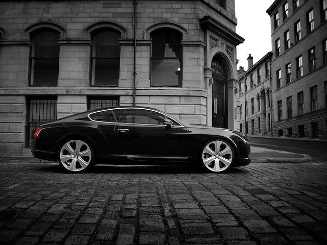 Bentley Continental: storia di lusso ed eleganza