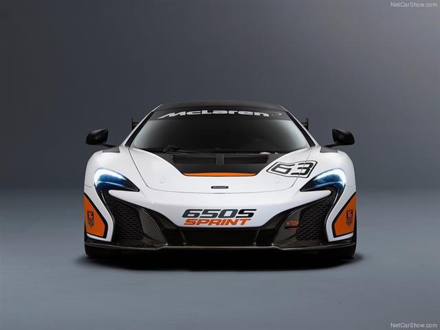 McLaren 650S Sprint: vero istinto sportivo