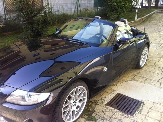 BMW Z4: tra uno squalo e una pantera nera
