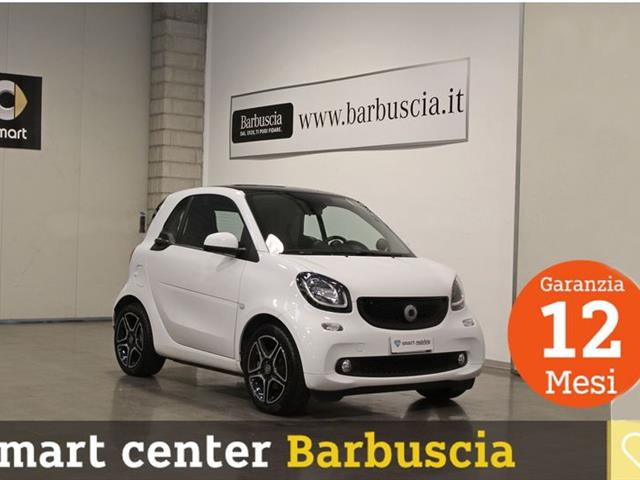 SMART FORTWO 90 0.9 Turbo twinamic limited #2