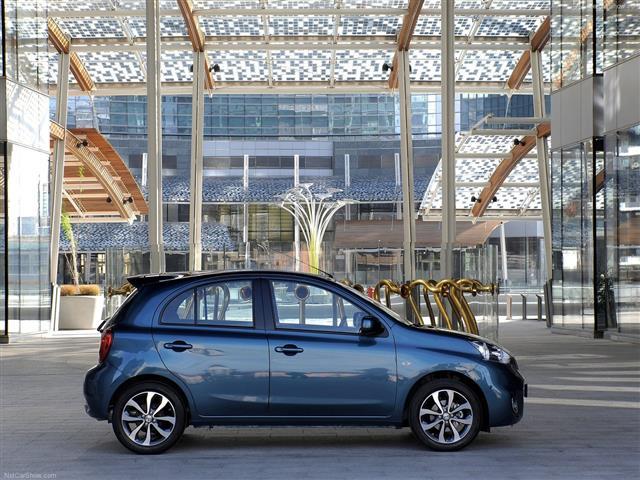 Nuova Nissan Micra: un'utilitaria high tech