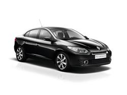 Renault Fluence: elettrica zero emissioni