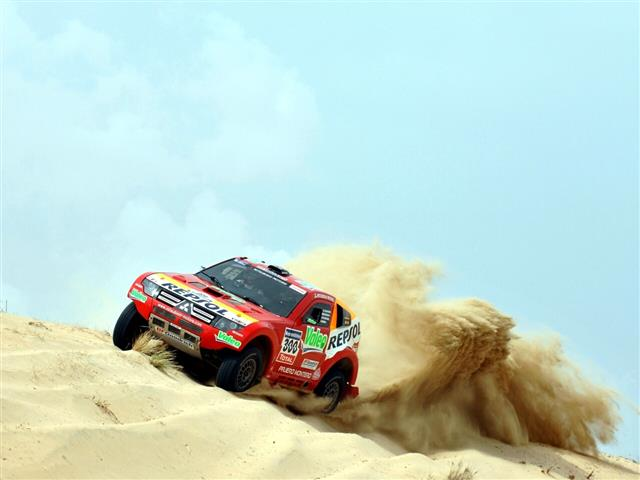 Rally Dakar: Enduring Rally Challenge