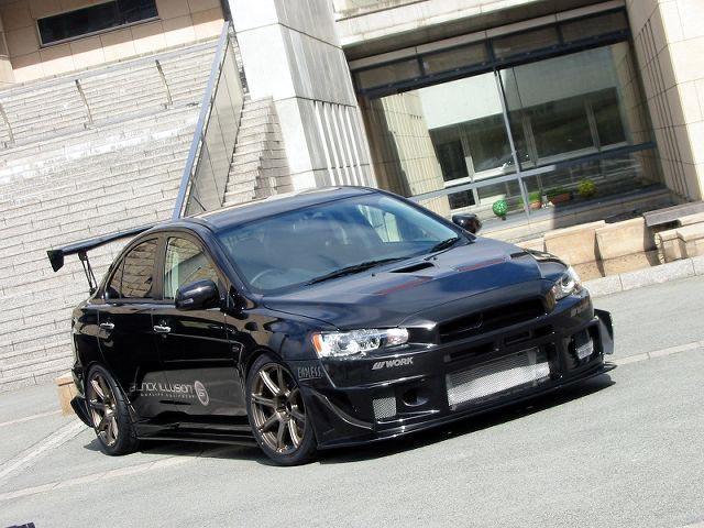 Mitsubishi Lancer Evo: le 10 versioni