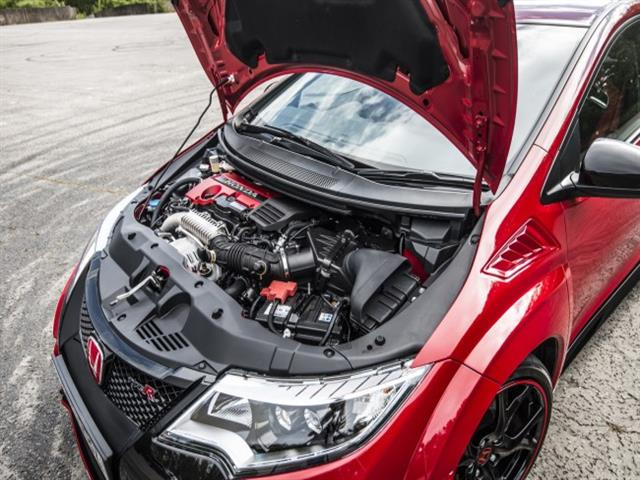 Honda Civic Type R: vettura da circuito