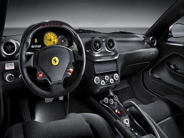 Ferrari 599 Fiorano: stile da Formula 1