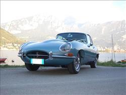 Jaguar E-Type: automobile evento 1961