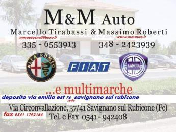 Concessionario M&M AUTO  SNC di SAVIGNANO SUL RUBICONE