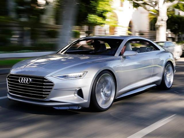 Nuova Audi A7 2017: un nuovo orizzonte
