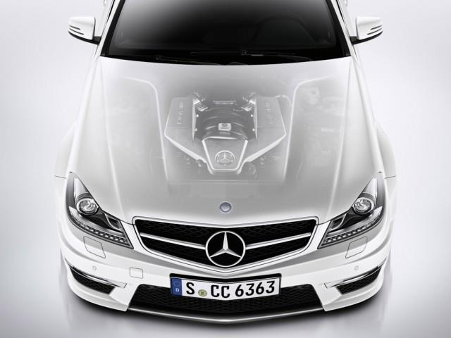 Mercedes C63 AMG: sportiva di razza