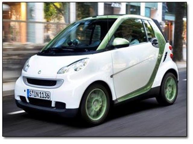 Smart Fortwo: molto cool e tecnologica