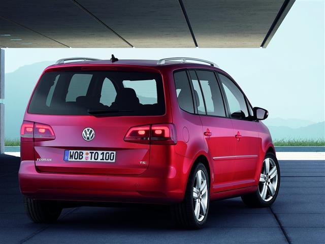 Volkswagen Touran: monovolume non nella media