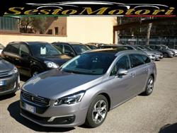 PEUGEOT 508 BlueHDi 180 EAT6 S&S SW Allure
