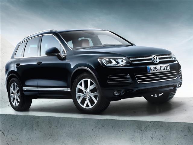 Volkswagen Touareg: regina tra i SUV tedeschi