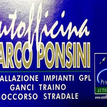 Concessionario AUTOFFICINA PONSINI MARCO di Palosco
