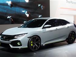HONDA CIVIC HATCHBACK CONCEPT