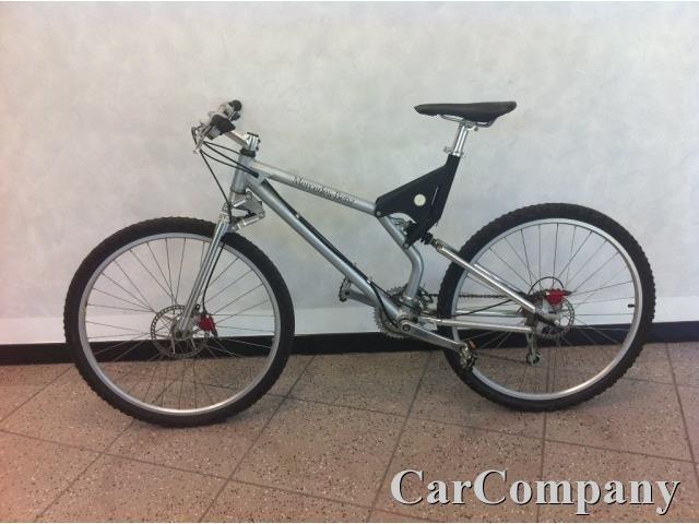 MERCEDES CLASSE CLS Bicicletta Mercedes Shimano Nexave Stx Rc Megarang