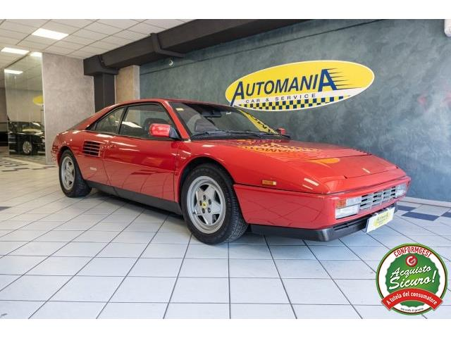 ferrari mondial 3 4 t coup usata besozzo. Black Bedroom Furniture Sets. Home Design Ideas