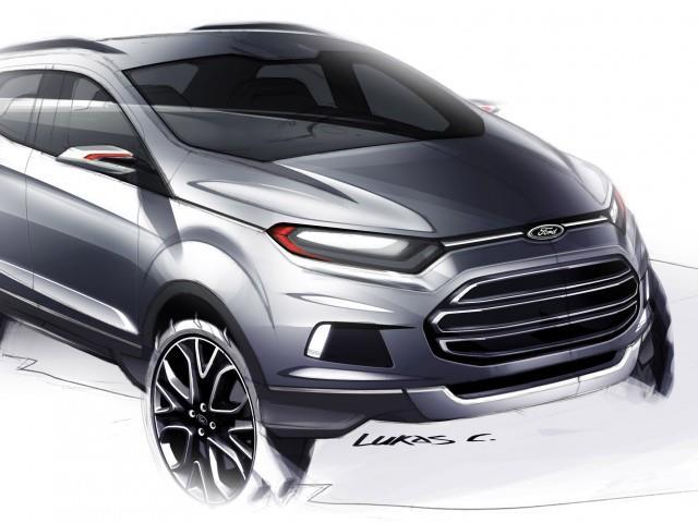 Nuova Ford Ecosport: un concentrato in stile SUV