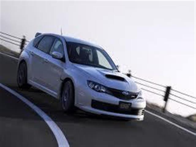 Subaru Impreza: la classica del rally