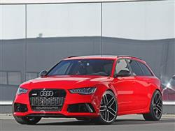 Audi RS6 by ABT Sportsline: anima ribelle
