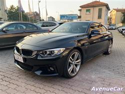 BMW SERIE 4 d xDrive Coupé Msport M SPORT M-SPORT NAVI 19''