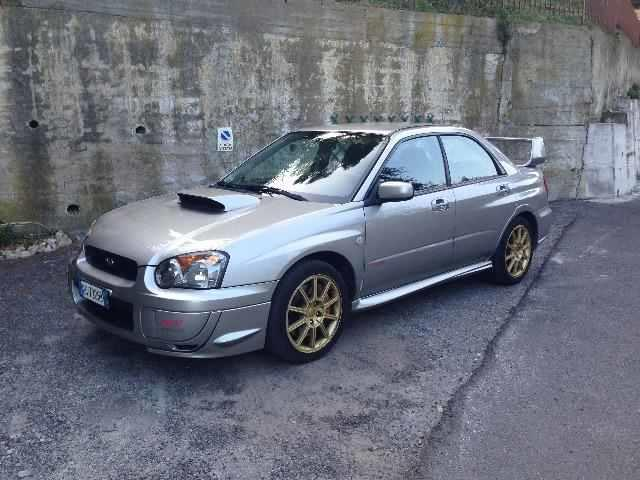 SUBARU IMPREZA 2.0 16V cat Sport Wagon AT AT