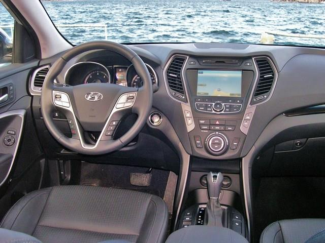 Hyundai Santa Fe decide di rinnovarsi