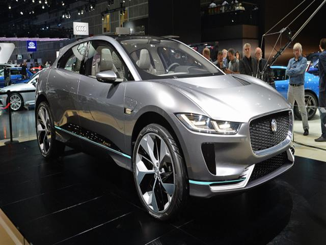 JAGUAR I-PACE: CROSSOVER ELETTRICO