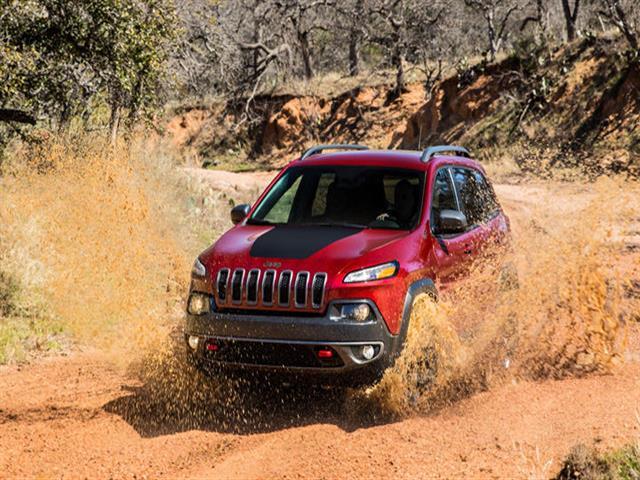 Jeep Cherokee dimostra un carattere sfuggente