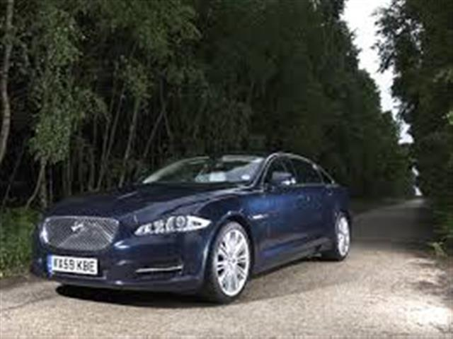 Jaguar XJ: una berlina superlusso