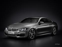 BMW Serie 4 Coupé mostra tutta la sua forza