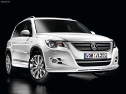 Volkswagen Tiguan: il SUV accattivante