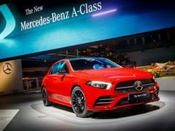 NUOVA MERCEDES CLASSE A: ARRIVA L'AUTO INTELLIGENTE