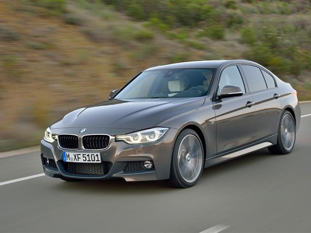 BMW Serie 3: il nuovo restyling 2015