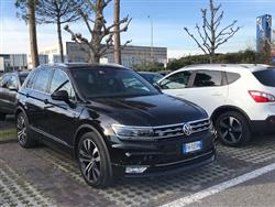VOLKSWAGEN TIGUAN 2.0 TDI SCR DSG Executive BlueMotion Tech.