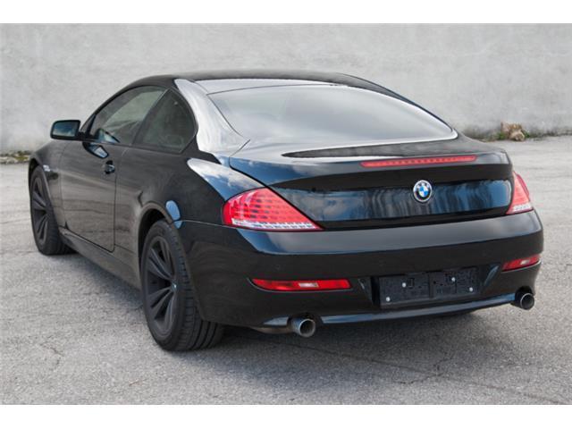 BMW SERIE 6 635d cat