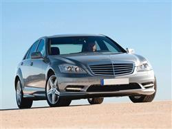 Mercedes Classe S: stoffa da sportiva
