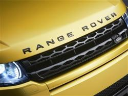 Range Rover Evoque Launch Edition 2014