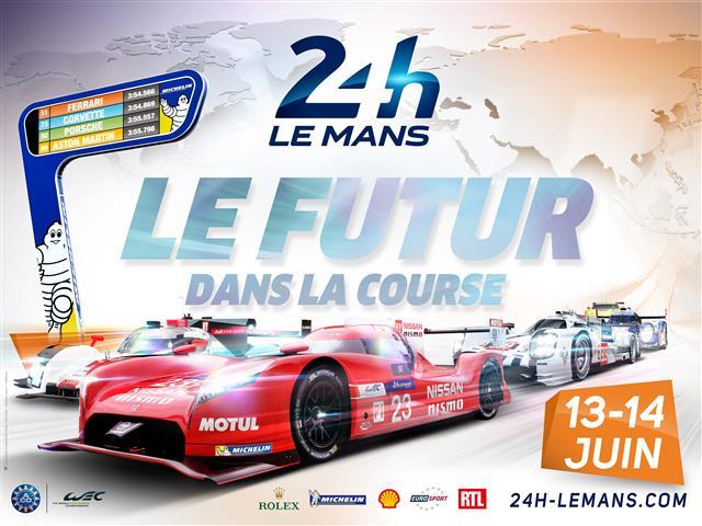 24 Ore di Le Mans 2015: il programma