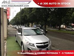 CHEVROLET CRUZE 1.7 Diesel Station Wagon LTZ UNICOPROPRIETARIO