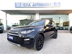 LAND ROVER DISCOVERY SPORT 2.0 TD4 150 CV HSE AUTOMATICO
